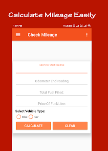 App Mileage calculator(All in One Calculator App) APK for Windows Phone
