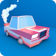 Circle Traffic Run : Crossy Crash MOD APK 3.0 (Unlimited Money)