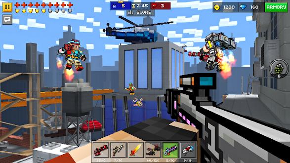 Pixel Gun 3D Gratis