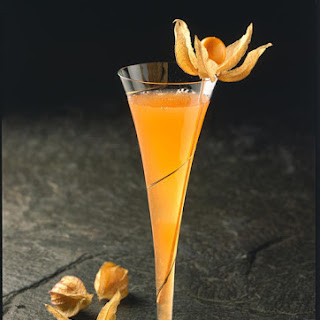 Aperol and Champagne cocktail