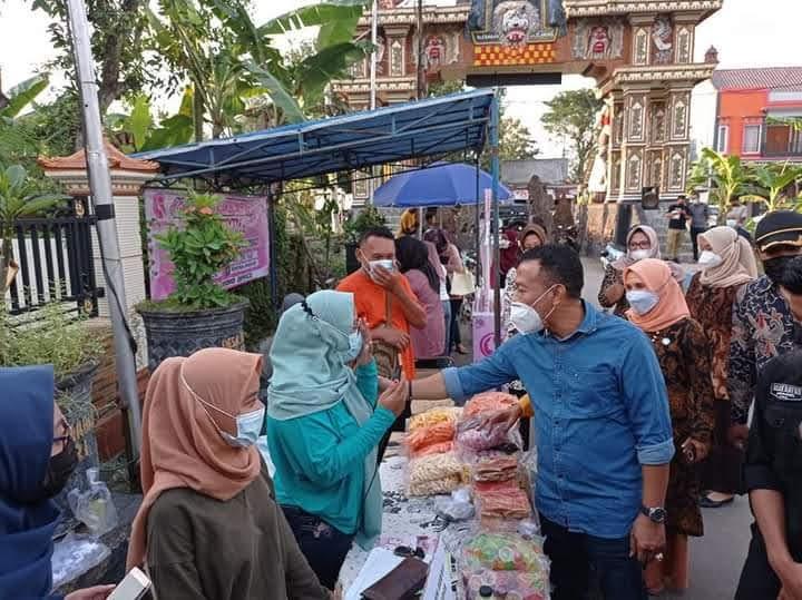 Pasar Ramdhan di Ponorogo, Bangkitkan Ekonomi Ditengah Pandemi