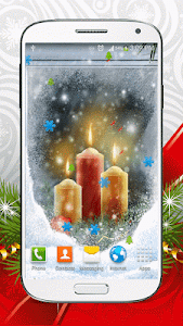 Christmas Live Wallpaper screenshot 2