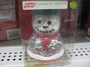 Photo: Oh, my kids definitely fell for the Sprinkle Snowman!