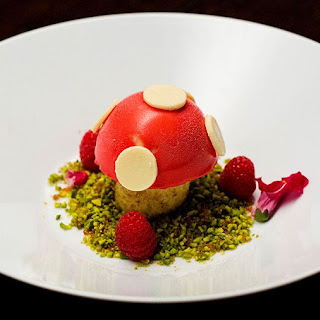 Toadstool - A Messina Inspired Dessert