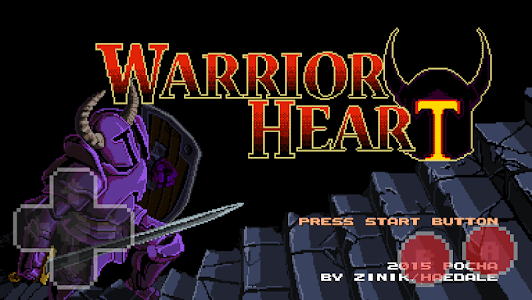 Warrior Heart v0.6.7