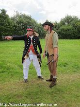 Photo: Boatswain Killick with John