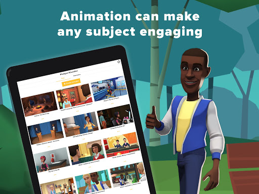 Plotagon Education app (apk) free download for Android/PC