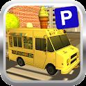 Icecream Van Parking Simulator icon