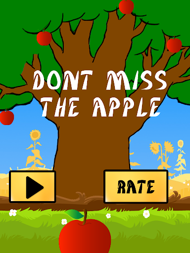 Don't Miss The Apple