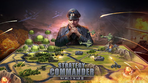 WW2: Strategy Commander Conquer Frontline 1.1.7 screenshots 1