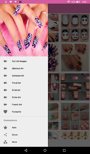 Nail Art Tutorial 1.0 screenshots 2