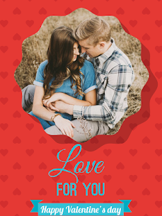 Valentine Day Photo Frame 8