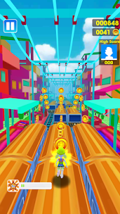 Subway Boy Run - náhled