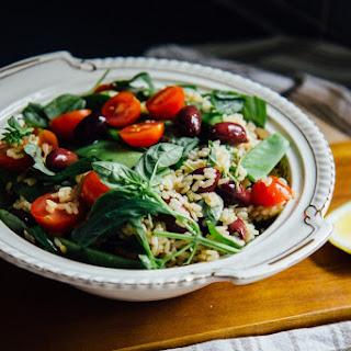 Rice Salad Nicoise Recipes