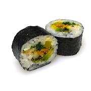 Vegetarian Futomaki Roll