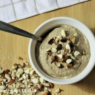 Almond Date Chia Pudding