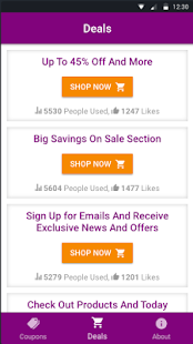 Coupons For Wayfair - náhled