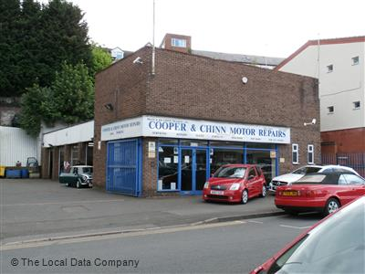 cooper chinn motor repairs on mill street car body repairs in town centre kidderminster dy11 6xg citikey