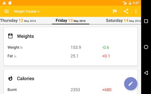 Weight Loss Tracker + screenshot 8