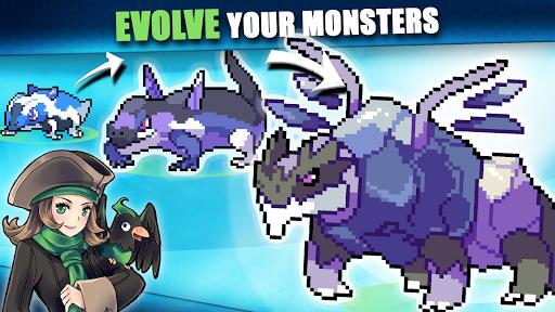 EvoCreo - Lite: Pocket Monster & Master Trainer apkpoly screenshots 3