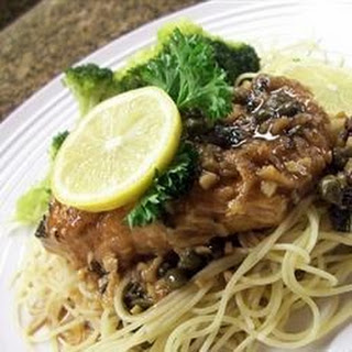 Angel Hair Pasta Capers Lemon Recipes