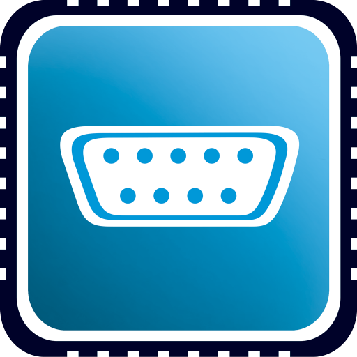 nRF UART 2.0 Icon