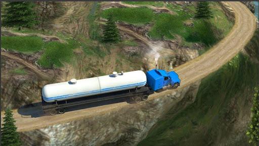 Oil Tanker Truck Simulator : Offroad Missions 2.3 screenshots 9