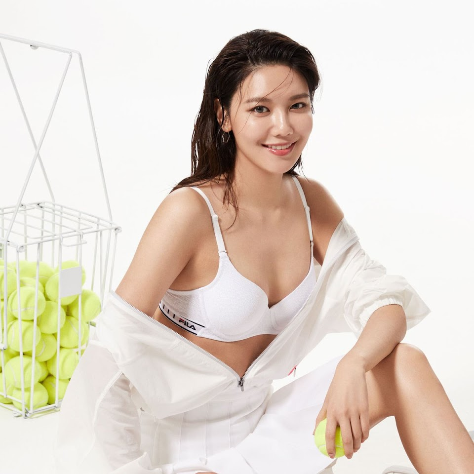 sooyoung fila underwear 9