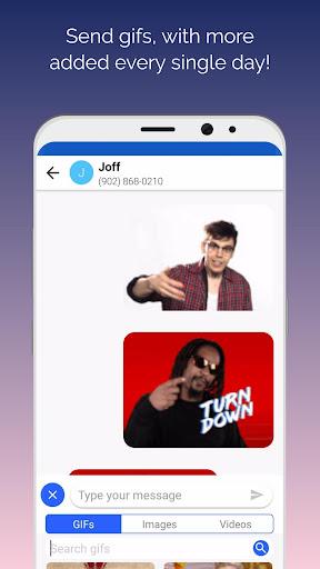 Messenger Home screenshot 4