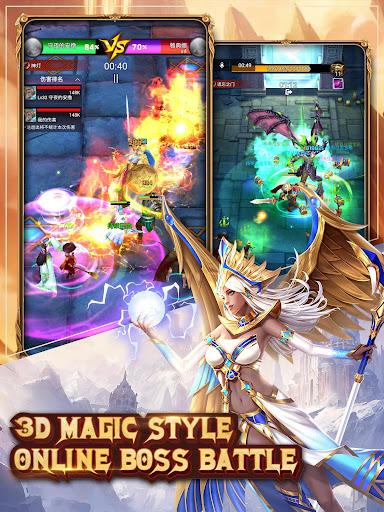 Idle Mythos screenshot 12