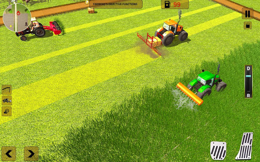 Real Tractor Farming Simulator 2018 18.0.1 de.gamequotes.net 2