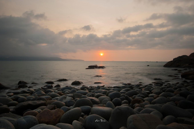 Sunrise photography at Egg Rocks