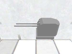 14センチ連装砲塔