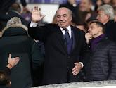 Le président de la Fiorentina soutient Franck Ribéry