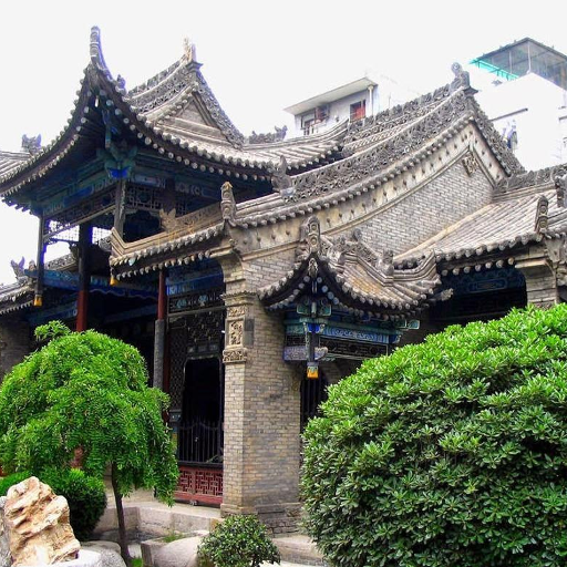 Great Mosque of Xian Puzzles
