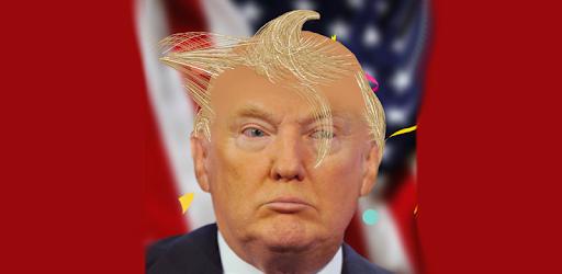 Trump S Hair Apps Bei Google Play