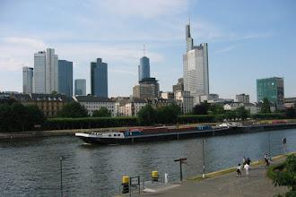 Photo: Skyline Frankfurt