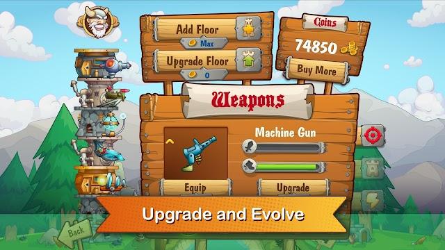 Tower Crush Hack Apk Download