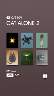 CAT ALONE 2 – Cat Toy 2