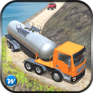 Oil Tanker Transporter Truck for PC and MAC