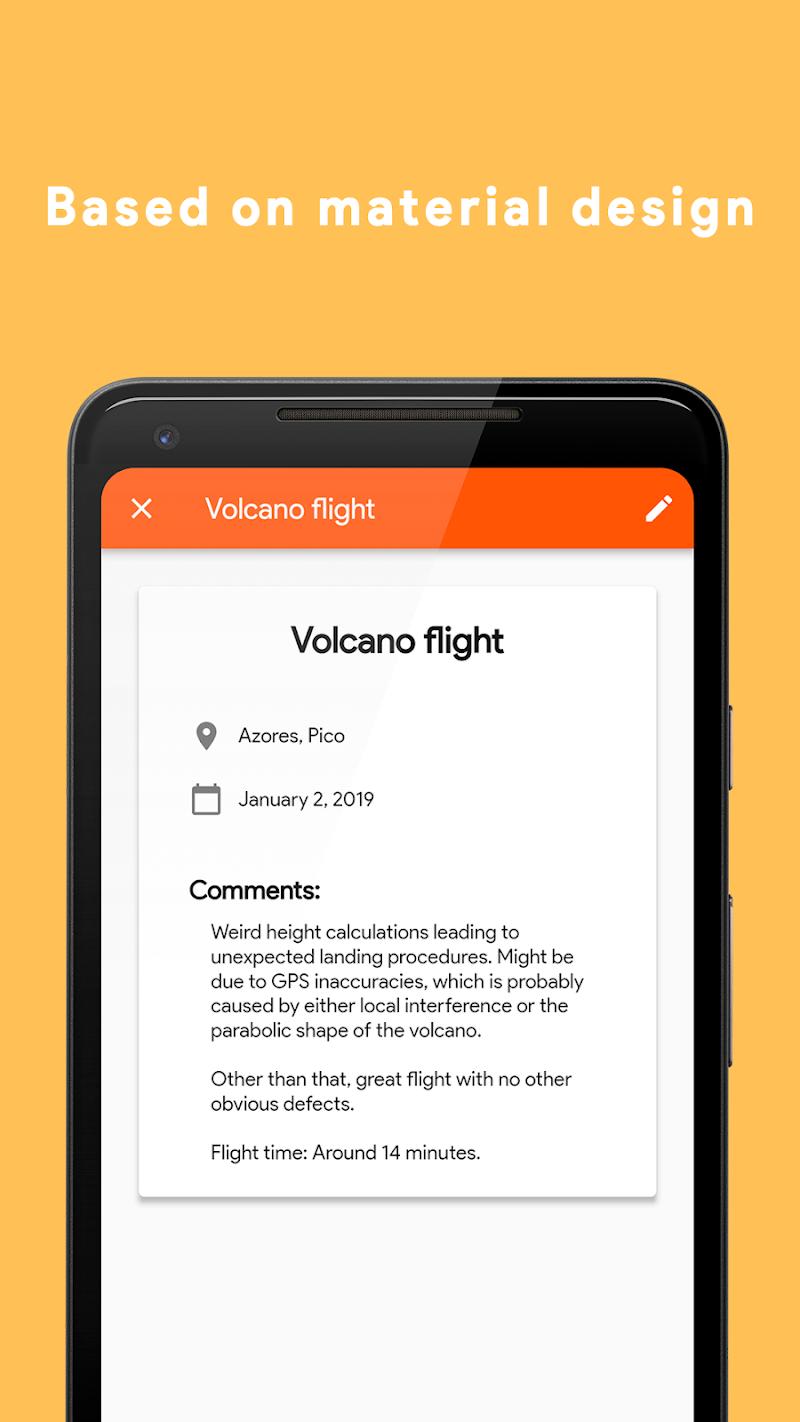 DJI Flight Checklist Pro Screenshot 2