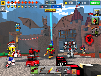 Pixel Gun 3D v7.0.0