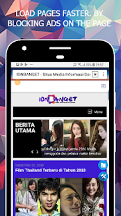 App Meki Browser - Super Fast APK for Windows Phone