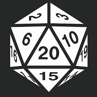 Simple RPG Dices- screenshot thumbnail