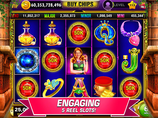 Slots : FREE Vegas Slot Machines - 7Heart Casino! 1.71 screenshots 23