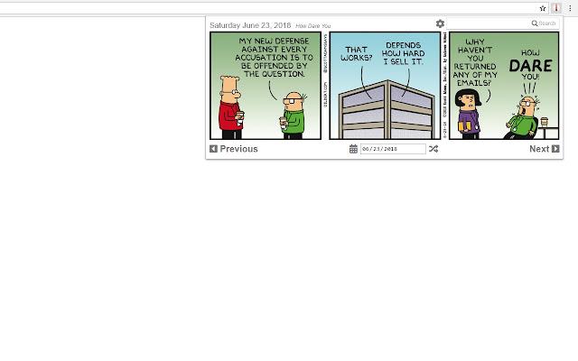 Comedy Corner - Dilbert