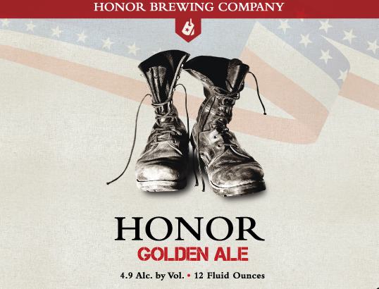 Logo of Honor Golden Ale