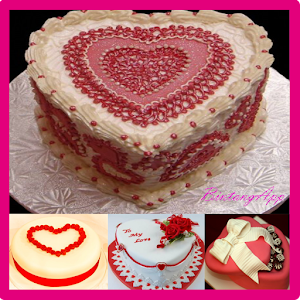 Download Valentine cake ideas for PC