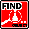 Find Hidden Object: Christmas icon
