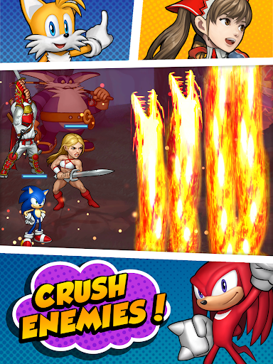 SEGA Heroes: Match 3 RPG Game with Sonic & Crew! - screenshot